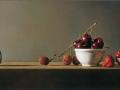 Consonanza - 2012 olio su tela incollata su tavola cm 25x50 © Gianluca Corona