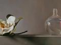 Distanza I - 2012 olio su tavola cm 35x80 © Gianluca Corona