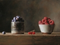 I Guardiani - 2012 olio su tavola cm 25x35 © Gianluca Corona