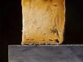 Quartirolo solitario - 2008 tecnica mista su tavola cm 24X30 © Gianluca Corona