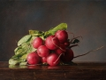 Ravanelli - 2016 olio su tavola cm 25x35 © Gianluca Corona