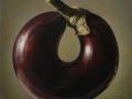 The Ring - 2011 olio su tavola cm 20x20 © Gianluca Corona