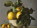 Lemon Yellow - 2013 olio su tavola cm 25x25 © Gianluca Corona