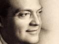 Pietro C. Marani - 2002 matita su carta avorio © Gianluca Corona