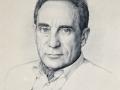 Alberto Tagliabue - 1997 matita © Gianluca Corona