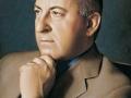 Carlo Franza - 2000 olio tavola cm 24x36 © Gianluca Corona