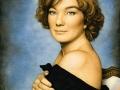 Paola Gilardi - 1996 tempera verniciata cm 30x40 © Gianluca Corona